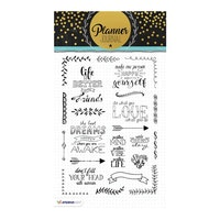 Studio Light - Clear Stamp A5 Planner Journal Nr.03