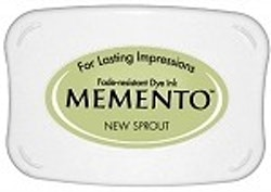 Memento Stämpeldyna - New Sprout