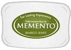 Memento Stämpeldyna - Bamboo Leaves
