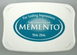 Memento Stämpeldyna - Teal Zeal