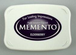 Memento Stämpeldyna - Elderberry