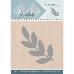 Card Deco Mini Dies - Kvist