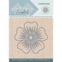 Card Deco Mini Dies - Blomma 1