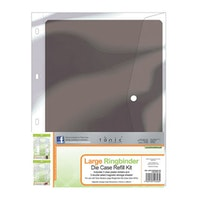 Tonic Studios Ringbinder Die Case Refill - A4 Large