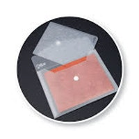 Sizzix Plastic Envelopes 6.875´X5´ 3/Pkg