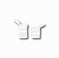 Små konservburkar - Dies Gummiapan