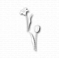 Små Tulpaner - Dies Gummiapan