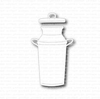 Mjölktunna - Dies Gummiapan