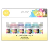 Artiste Acrylic Pack - Pearlescent