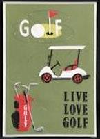 BY LENE DIES  - Golf Clubs