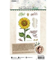 Studio Light Clearstamp  - Sunflower