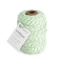 Vivant Cord Cotton fine mint green - 50 MT 2MM