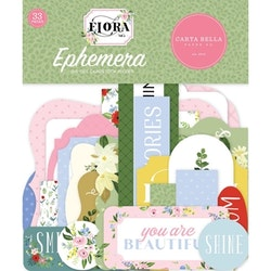 Carta Bella Flora No.4 Ephemera