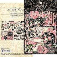 Graphic 45 - Elegance Die-cut