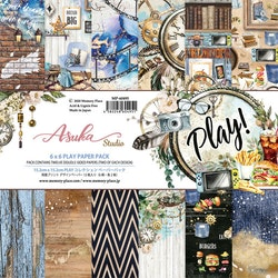 Memory Place - Play  6x6 Inch Paper Pack