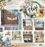 Memory Place - Play 12x12 Inch Paper Pack
