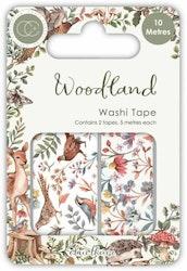Craft Consortium - Woodland Washi Tape