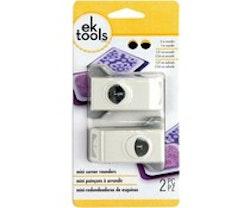 EK Success Tools Mini Corner Rounders (2pcs)