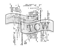 The Crafter's Workshop Tile Texture 12x12 Inch Stencil