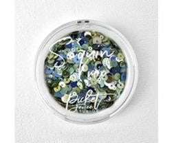 Picket Fence Studios Blueberry Mojito Sequin Mix