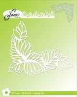 """BY LENE DIES -  """"Leaf Corner"""""""