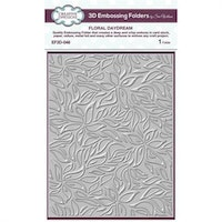 """Creative Expressions 3D Embossingfolder """"Floral Daydream"""""""