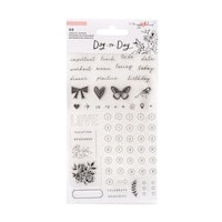 Crate Paper - Day-to-Day disc planner Day-to-day clear ...