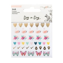 Crate Paper - Day-to-Day disc planner mini sticker book 3