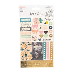 Crate Paper - Day-to-Day disc planner sticker book Icon