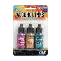 Tim Holtz Alcohol Inks Nature Walk