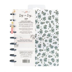 Crate Paper - Day-to-Day disc planner Blue floral