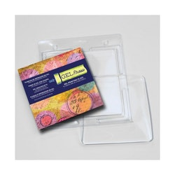 Monoprint plate square 15.24x15.24cm