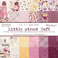 "Maja Design - Little street Café - 6x6"" Collection Pack"