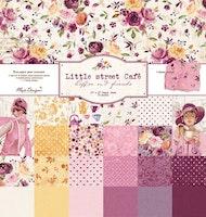 Maja Design - Little Street Café - 12x12 Collection Pack