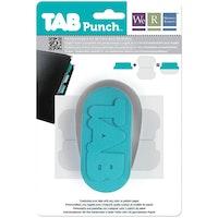 We R Memory Keepers - Tab punch