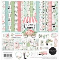 Carta Bella Collection Kit 12X12 - Flower Garden