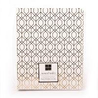 DCWV • Designer notebook planner geometric