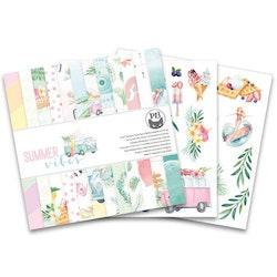 Piatek13 - Paper pad Summer vibes, 6x6'