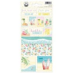 Piatek13 - Sticker sheet Summer vibes 02