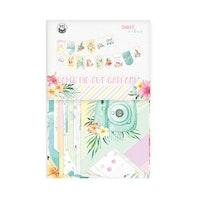 Piatek13 - Paper die cut garland Summer vibes