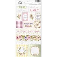Piatek13 - Sticker sheet Stitched with love 02