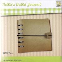 Nellie's Bullet Journal 150x150mm
