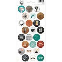 Piatek13 - Sticker sheet Free Spirit 03