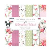 Paper Boutique - Farmyard friends 8x8
