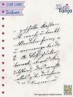 "Nellie Snellen  Clearstamp - ""Writing"""