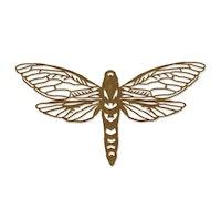 """SIZZIX/TIM HOLTZ THINLITS DIE """"Perspective Moth"""""""