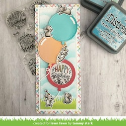 Lawn Fawn Clear Stamps - Magic Messages