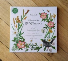 Craft Consortium - At Home in the Wildflowers 6x6 Inch ...