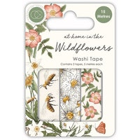 Washitejp - At home in the wildflowers