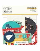Simple Stories - School Life Journal Bits